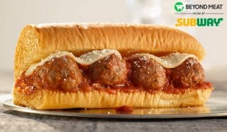Subway releasing vegan meatball sandwich in remaining restaurant locations